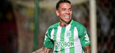 Dayro Moreno anotó el único gol del partido al minuto 56.