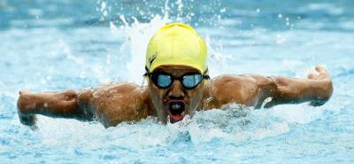 Nelson Crispín nominado al mejor deportista Paralímpico de América