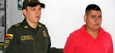 Fabián Andrés Hernández, alias 'Cilindro', aceptó cargos por el homicidio, tras realizar el preacuerdo con la Fiscalía.