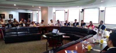 Un balance sobre el acuerdo comercial entre Colombia y la UE fue presentado en la Cámara de Comercio de Bucaramanga.
