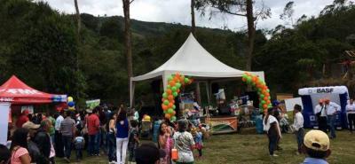 Muchas de las celebraciones se llevarán a cabo en el sector rural, en veredas como El Polo, Volador y Sevilla.