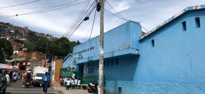 La sede C - Santa Inés hace parte de la inversión de más de $5.000 millones que se destinarán para siete instituciones de Bucaramanga.