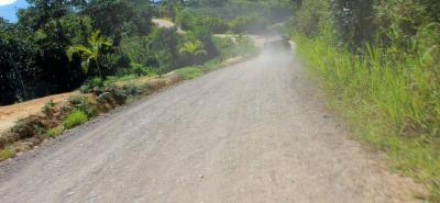 De acuerdo con Gestión de Riesgo, las vías en el departamentos están habilitadas, no obstante, se recomienda estar atentos.