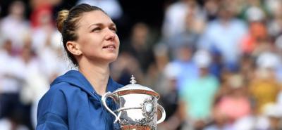 Helep derrota a Stephens y se queda con el Roland Garros