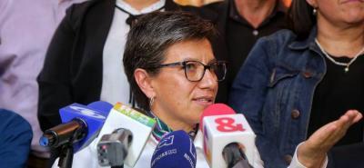 La senadora de Alianza Verde, Claudia López, logró que el Senado de la República por unanimidad viabilizara la convocatoria de la consulta anticorrupción.