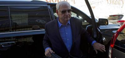 No hay información oficial de a dónde sería trasladado el expresidente, de 66 años, una vez llegue a tierra panameña.
