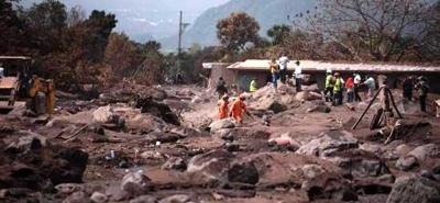 El volcán de Fuego de Guatemala mantiene hasta nueve explosiones por hora, luego de la violenta erupción que registró el pasado 3 de junio.
