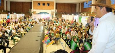 En el coliseo del colegio Balbino García se llevará a cabo una nueva versión de la Feria del Calzado y la Marroquinería.