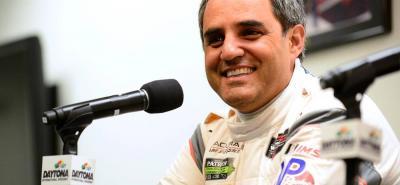 El piloto colombiano Juan Pablo Montoya, quien correrá las legendarias 24 Horas de Le Mans, habló de sus expectativas.