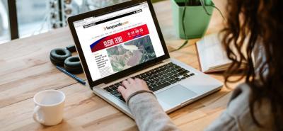 La encuesta arrojó datos sobre la preferencia de los medios digitales en Colombia.