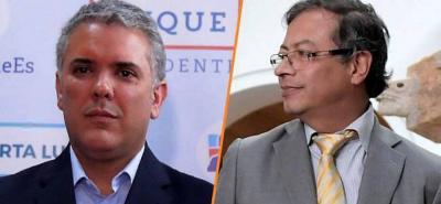 El debate entre los candidatos tenía la intención de ser realizado por los canales públicos.
