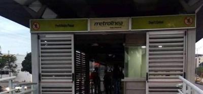 Metrolínea anunció en un comunicado además, que en la primera semana de julio se habilitará la taquilla pendiente en la estación de La Isla.