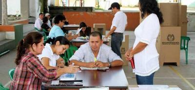 En Santander, 1.005.373 de 1.674.701 personas habilitadas votaron en la primera vuelta presidencial, es decir, el 60% del censo electoral de la región salió a votar.
