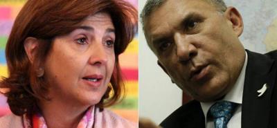La Canciller María Ángela Holguín y el senador Roy Barreras se unieron a la mesa de diálogo con el Eln en La Habana.