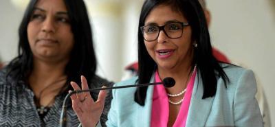 La presidenta de la oficialista Asamblea Nacional Constituyente (ANC) de Venezuela, Delcy Rodríguez, anunció ayer la liberación de otro grupo de presos políticos.