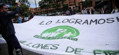 Presidente Santos ya firmó decreto para realizar consulta anticorrupción en agosto