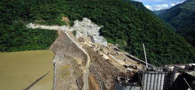 El proyecto de la construcción de la presa de Hidroituango completó más de 40 días de crisis.
