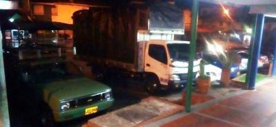 No solo Los Andes, también Altamira y Limoncito, presentan inconvenientes por los vehículos de carga pesada que están siendo abandonados en zonas no permitidas.
