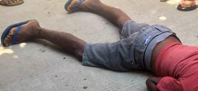 Mató a su primo por una canasta de cerveza