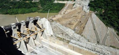 Proyecto hidroeléctrico Hidoituango.