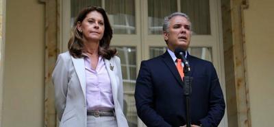 Duque pide que Corte se pronuncie sobre la JEP y convocó reunión con su coalición