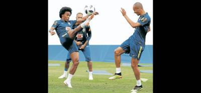 Brasil, que tuvo un irregular debut en el Mundial de Rusia 2018, buscará la recuperación en la segunda fecha ante Costa Rica.