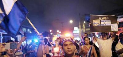 Cidh culpa a Daniel Ortega por la violencia en Nicaragua