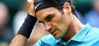 El croata Borna Coric derrotó a Roger Federer por 7-6 (6), 3-6 y 6-2, en la final de Halle.