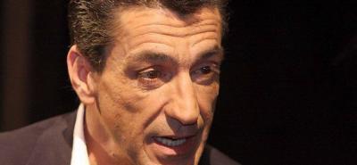 Murió el actor Luis Fernando Montoya tras padecer cáncer