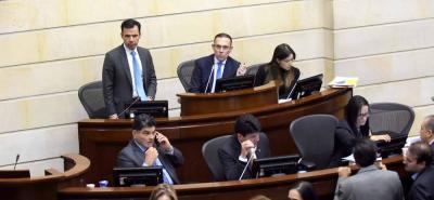 El presidente electo, Iván Duque, afirmó que espera que el gobierno Santos atienda sus propuestas para aprobar la ley de procedimiento de la JEP en el Senado de la República.