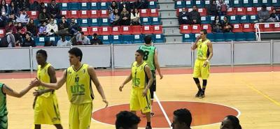 El quinteto de Búcaros-UTS sigue por la senda del triunfo en la Liga de Desarrollo del baloncesto, ya suma cuatro triunfos en seis juegos.