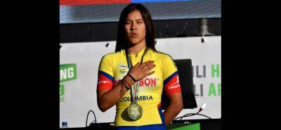 Allison Dahiana Correa.
