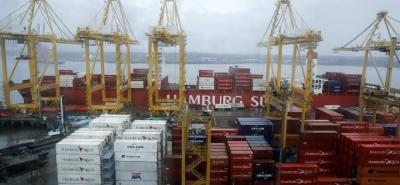 El Dane reveló que las exportaciones de Colombia en mayo presentaron un aumento del 5% al realizar ventas por US$3.681,6 millones frente a los US$3.505 millones alcanzados en el mismo periodo del 2017.