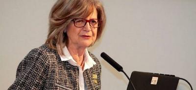 Dra. Doris Grinspun, Directora Ejecutiva de la Asociación de Enfermeras Registradas de Ontario, RNAO.