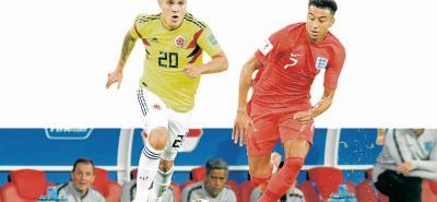 El destacado desempeño de jugadores jóvenes como Juan Fernando Quintero, Yerry Mina y Matheus Uribe, mantiene en alto la expectativa de un buen papel de Colombia en los próximos años.
