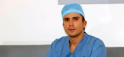 Daniel Mantilla García, director académico de la Especialización en Radiología Intervencionista.