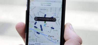 Uber empezó a recaudar desde el 1 de julio 7% de IVA, según la firma porque es un intermediario entre los conductores y los pasajeros.