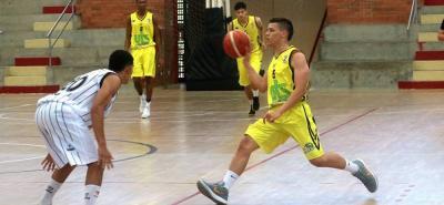 Hansel Atencia, uno de los mejores basquetbolistas santandereanos de los últimos tiempos, se unió el pasado fin de semana a Búcaros - UTS y jugará en lo que resta de la Liga de Desarrollo del Baloncesto Categoría Sub 21.