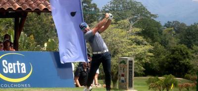 Daniel Zuluaga se hizo al título del LX Abierto de Golf 'Copa Core Ciudad de Bucaramanga' en la categoría Profesional, mientras que en Damas Primera la campeona fue la santandereana Valery Plata Pardo.
