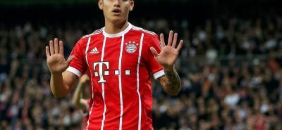 El colombiano James Rodríguez tuvo un buen desempeño en su paso por el Bayern Múnich, pero después de su poca actuación en el Mundial de Rusia 2018, sumado a su lesión, en Alemania ya se especula que el volante no tendrá muchos minutos con el nuevo estratega de su club.