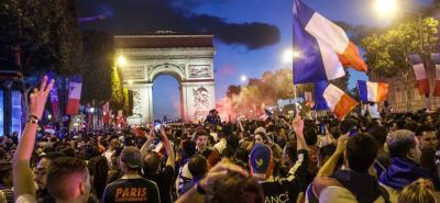 Fiesta en París: Francia jugará su tercera final de un Mundial