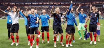 Croacia, a puro corazón y coraje, remontó las tres series de eliminación directa y clasificó por primera vez en su historia a la final del Mundial.