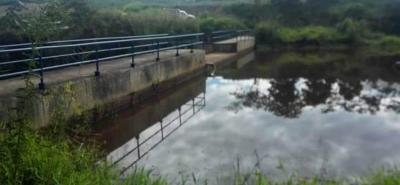 La represa Piedras Negras, la semana pasada, registró una reducción de 27 centímetros en el volumen de llenado, el cual se sitúa en 3.50 metros.