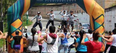 La 'bailatón' se desarrollará en cuatro categorías: novatos, intermedios, élite y seniors (mayores de 50 años)