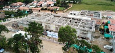En mayo de 2018, en Santander se otorgaron 60.572 m2 para licencias de construcción, mientras que en el año suman 328.549 m2.