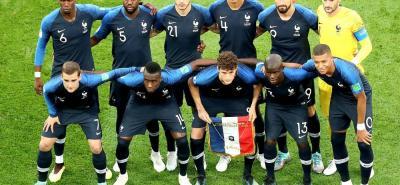 Francia, con su joven equipo, apelará a su colectividad para alcanzar su segunda corona orbital y evitar la decepción de la Eurocopa pasada en la que perdieron el título.