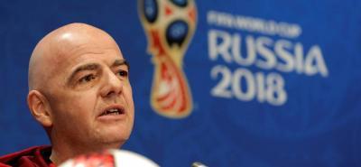 En rueda de prensa realizada ayer en Moscú, el presidente de la Fifa, el suizo Gianni Infantino, anunció la fecha en la que se disputará la Copa Mundo de Catar en 2022.
