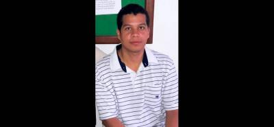 Andrés Eduardo Salas Ruiz está desaparecido desde hace 15 días.