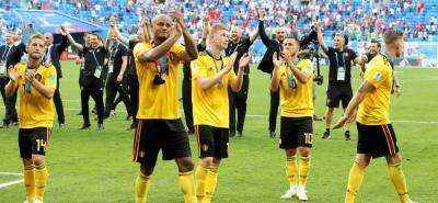 Bélgica logró el tercer lugar en el Mundial de Rusia tras vencer 2 - 0 a Inglaterra