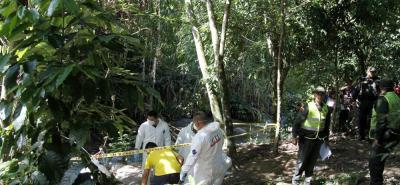Hallan sin vida a joven reportado como desaparecido en Piedecuesta